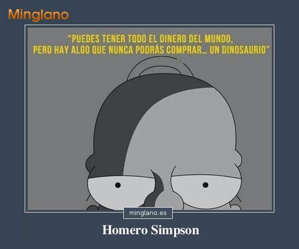 FRASES GRACIOSAS de HOMERO SIMPSON para FACEBOOK