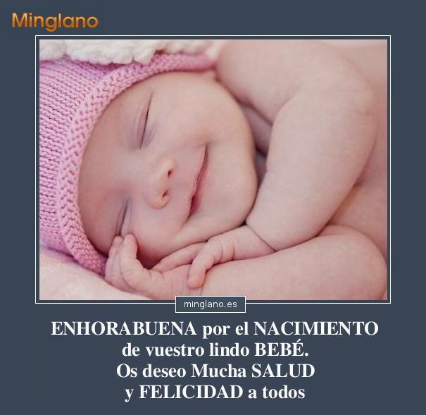 Frases Con Imágenes Para Nuevo Bebé