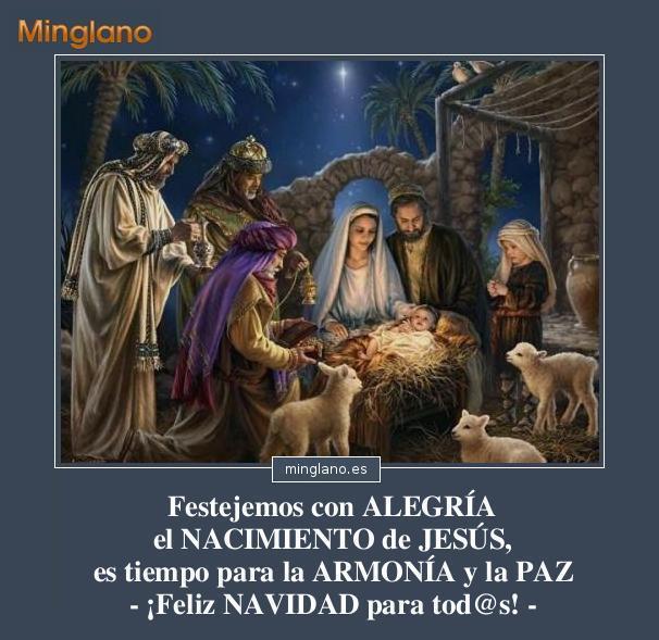 Frases para felicitar la navidad cristianas - Mensajes para felicitar la navidad ...