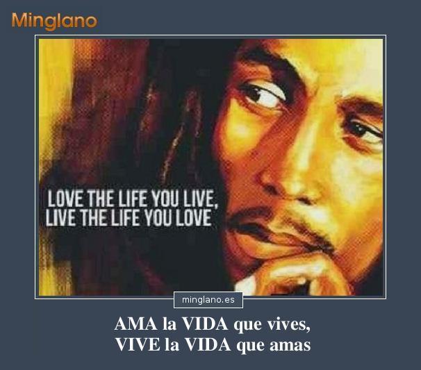 Frases De Bob Marley Con Imágenes En Español