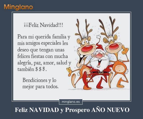 Frases de buenos deseos para navidad - Deseos de feliz navidad ...