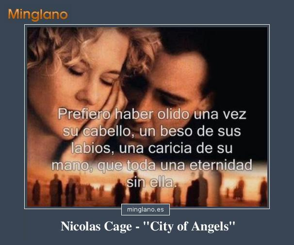 Frases de la película City of Angels