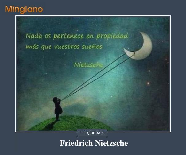 Frases de Friedrich Nietzsche con imágenes