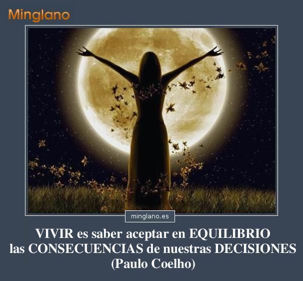 FRASES CÉLEBRES de PAULO COELHO sobre la VIDA