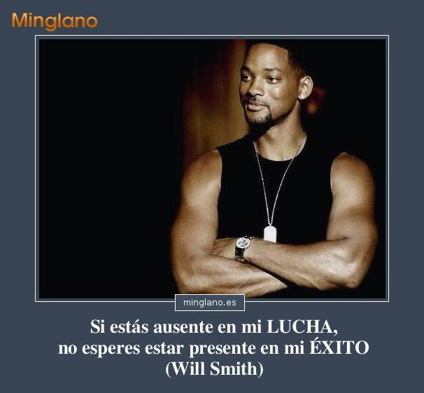 FRASES de WILL SMITH en ESPAÑOL