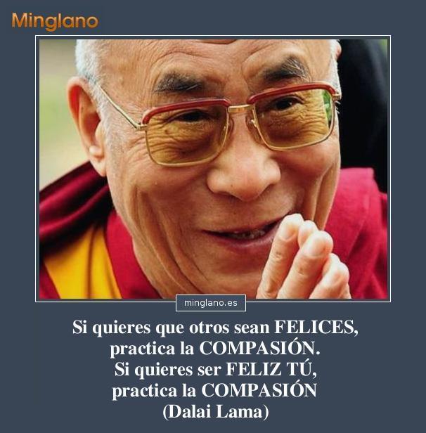Frases del Dalai Lama sobre la vida