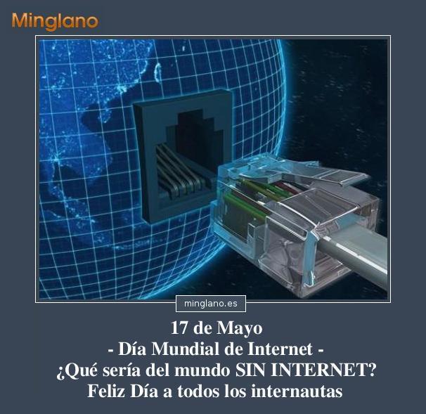 FRASES para el DÍA de INTERNET - 17 de MAYO