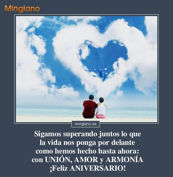 Amato para FELICITAR el ANIVERSARIO de CASADOS CP07