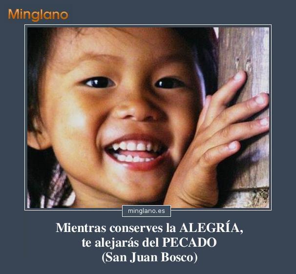 FRASES RELIGIOSAS de ALEGRÍA