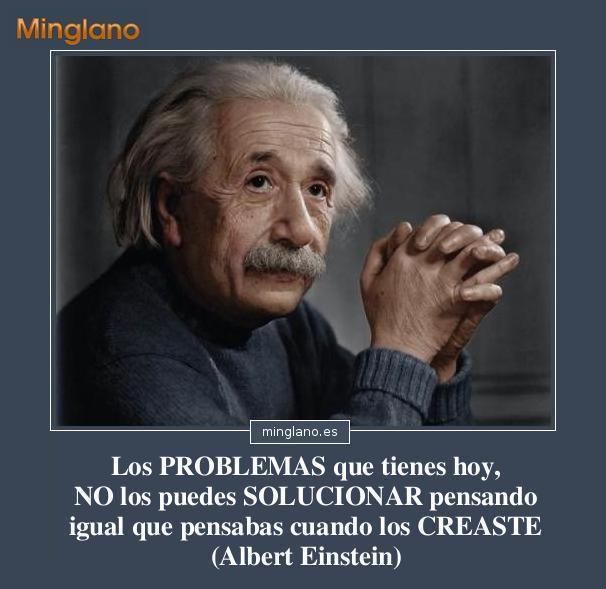 FRASES sobre CÓMO RESOLVER los PROBLEMAS