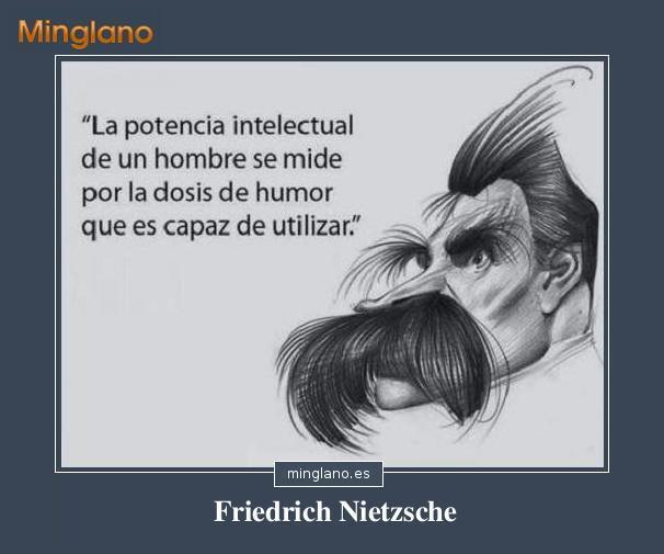 Citas célebres de Friedrich Nietzsche