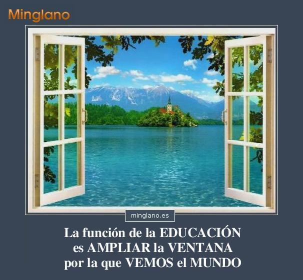FRASES CÉLEBRES sobre la EDUCACIÓN