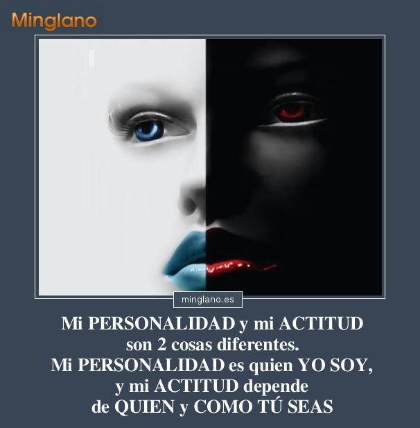 FRASES sobre la PERSONALIDAD