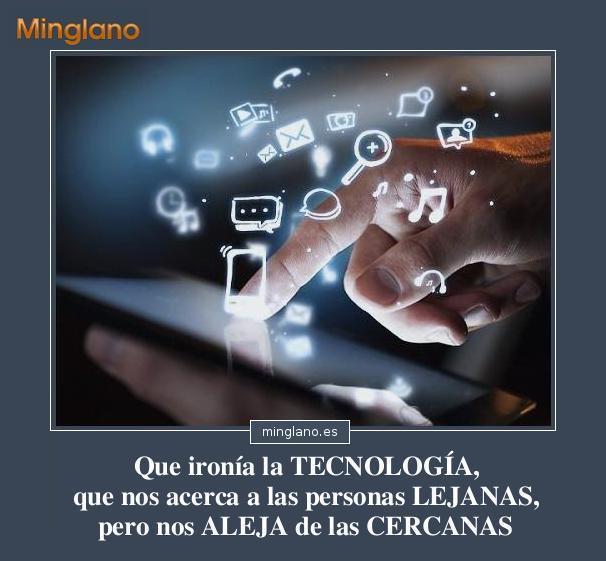 FRASES sobre las NUEVAS TECNOLOGÍAS