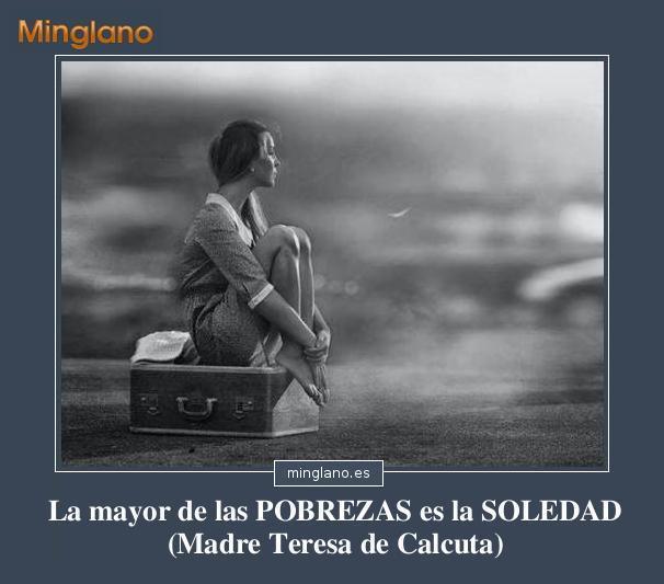 FRASES de la MADRE TERESA de CALCUTA con IMÁGENES