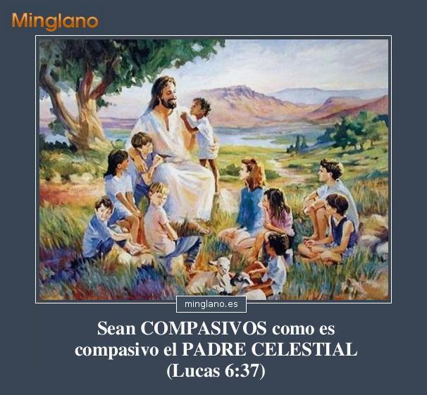 FRASES del EVANGELIO según SAN LUCAS