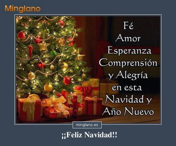 Frases Muy Bonitas Para Felicitar La Navidad