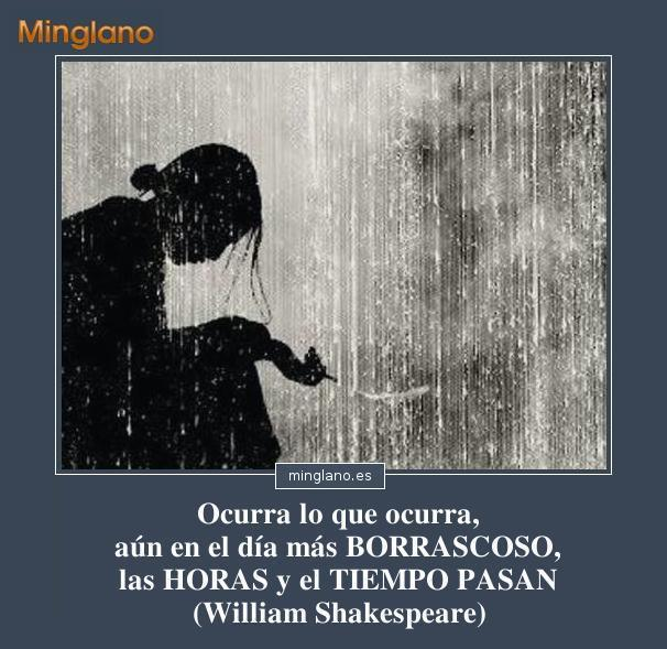 FRASES de ÁNIMO de WILLIAM SHAKESPEARE