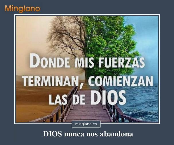 FRASES sobre la FUERZA de DIOS