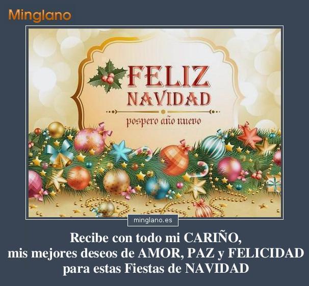 Palabras de buenos deseos navide os - Deseos de feliz navidad ...