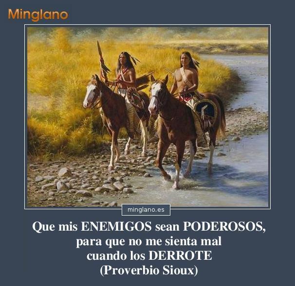 Proverbios Indios Nativos Americanos