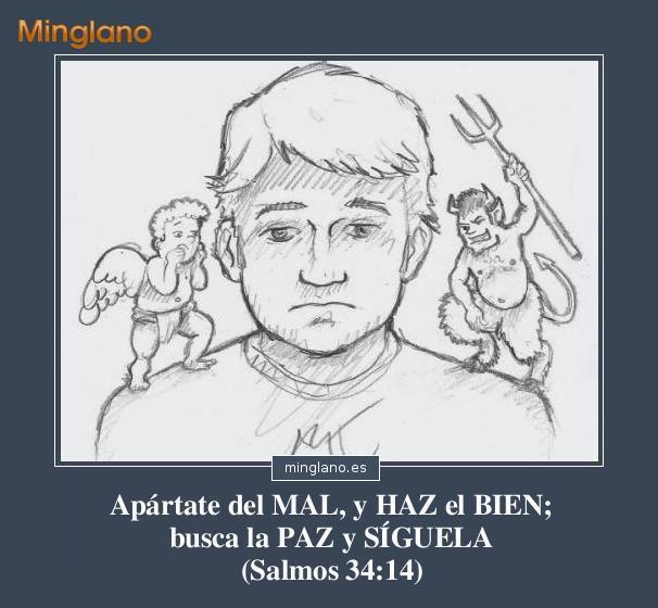 SALMOS BONITOS y CORTOS sobre la PAZ