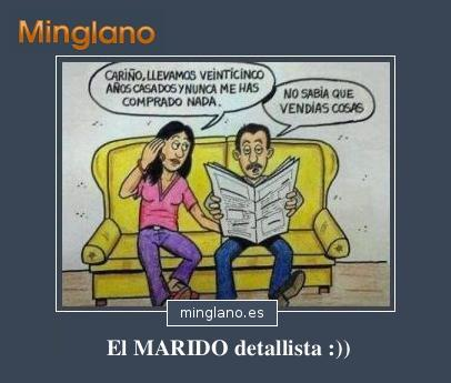 CHISTES GRÁFICOS DE MATRIMONIOS