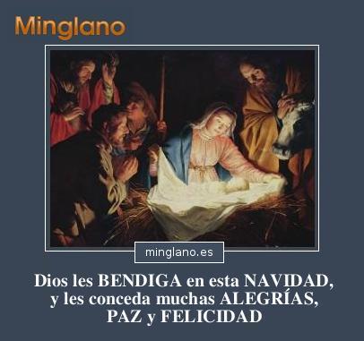 FELICITACIONES de NAVIDAD CRISTIANAS