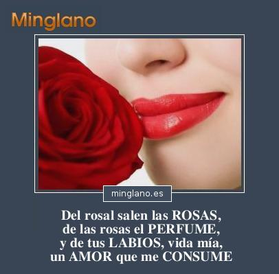 FRASES con RIMAS de AMOR MUY BONITAS