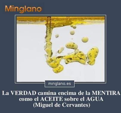 FRASES SABIAS de MIGUEL de CERVANTES