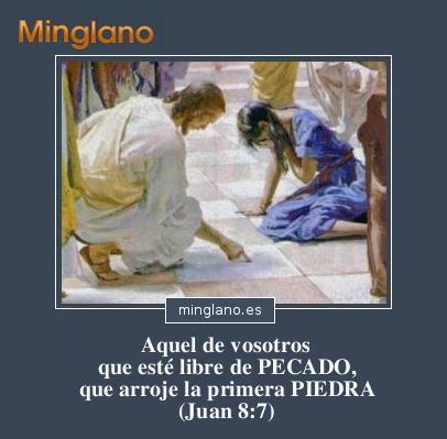 FRASES de la BIBLIA sobre el PECADO