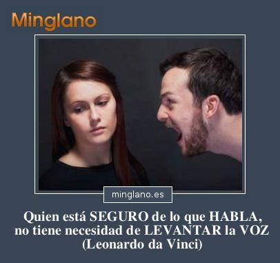 FRASES de LEONARDO da VINCI en ESPAÑOL