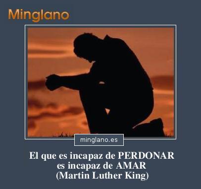 FRASES de MARTIN LUTHER KING sobre el AMOR y el PERDÓN