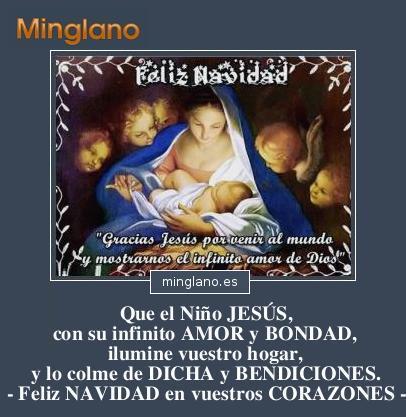 FRASES de NAVIDAD CRISTIANAS CORTAS