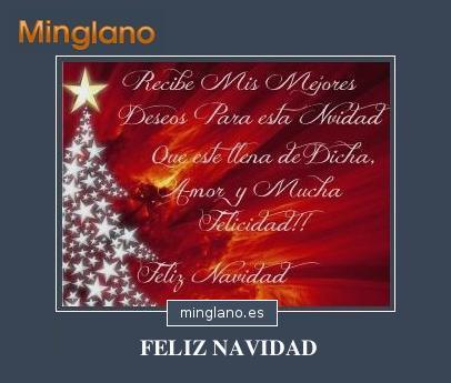 Frases de Navidad con imagenes para facebook