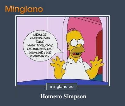 FRASES ESTÚPIDAS de HOMER SIMPSON
