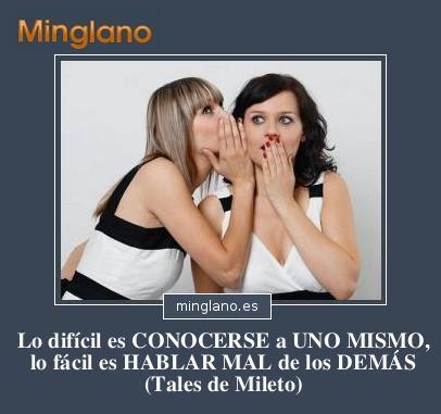 FRASES FILOSÓFICAS de TALES de MILETO