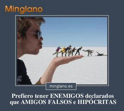 FRASES para AMIGOS HIPÓCRITAS