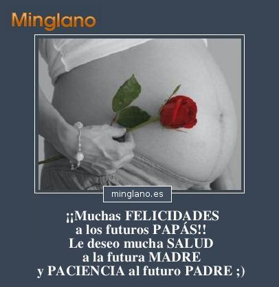 Frases Para Felicitar A Una Futura Mamá