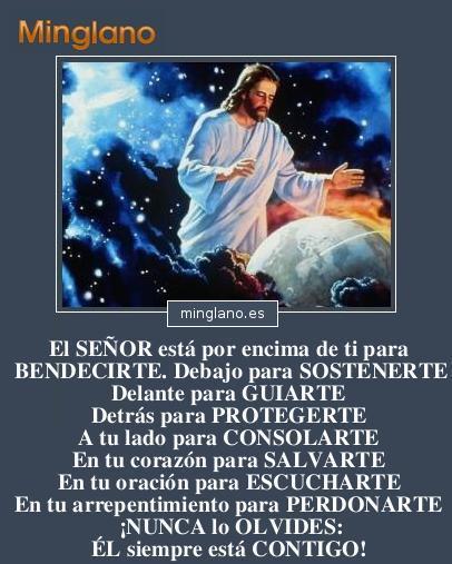 FRASES para DIOS NUESTRO SEÑOR