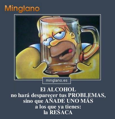 FRASES para los ALCOHÓLICOS