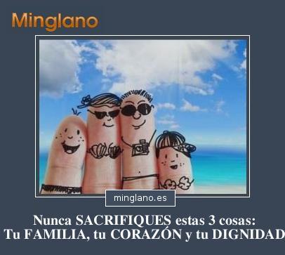 FRASES sobre la IMPORTANCIA de la FAMILIA
