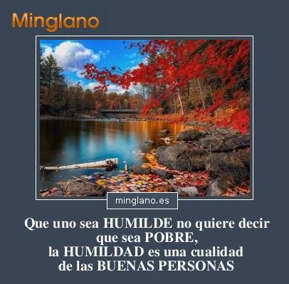 FRASES sobre la HUMILDAD