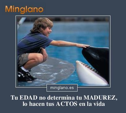 FRASES sobre la MADUREZ y la EDAD