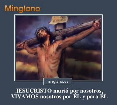 FRASES sobre la MUERTE de JESUCRISTO