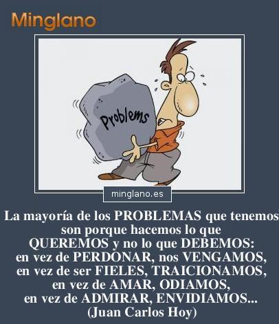 FRASES sobre los PROBLEMAS PERSONALES
