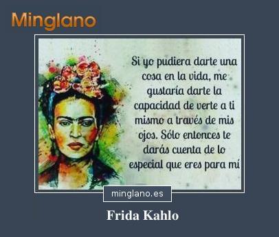 FRASES AMOROSAS de FRIDA KAHLO