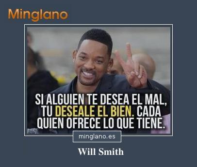FRASES BONITAS de WILL SMITH