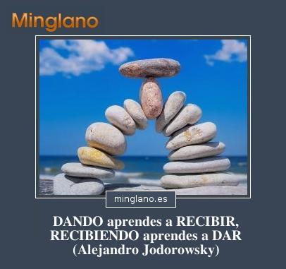 FRASES de DAR y RECIBIR lo MISMO