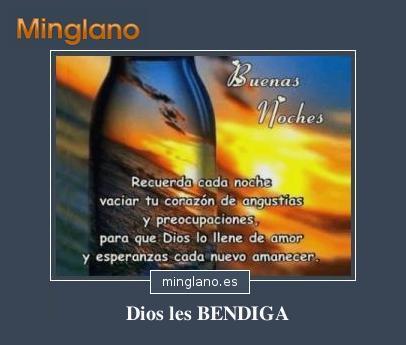 FRASES de DIOS para DECIR BUENAS NOCHES